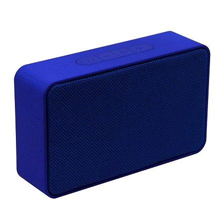 Caixa De Som Xtrax X500 Azul Escuro