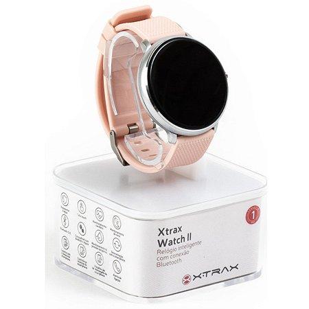 Relógio Xtrax Smartwatch II Rose