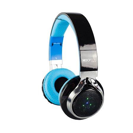 HEADPHONE BLUETOOTH HOOPSON F-037 Azul