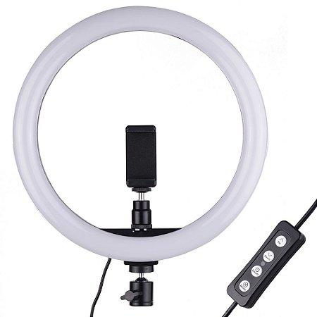 RING LIGHT MÉDIO (26 cm) CXB-260