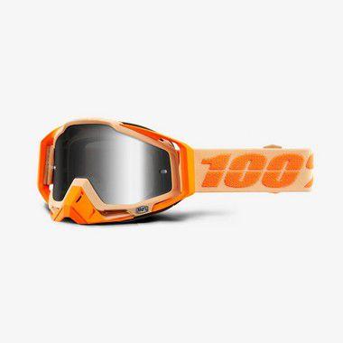 Óculos 100% Racecraft - Laranja