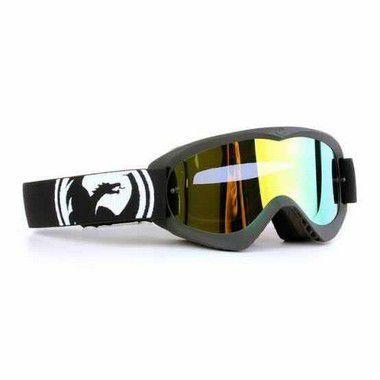 Óculos DRAGON MDX GOLD - Preto