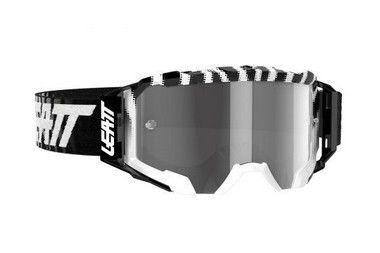 Óculos LEATT 5.5 - Preto/Branco