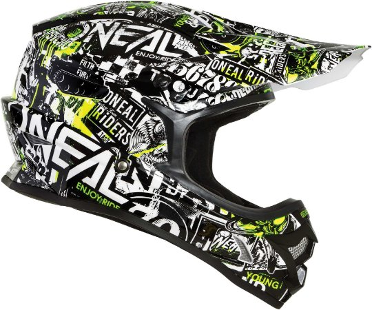 Capacete Oneal 3 Series - Attack