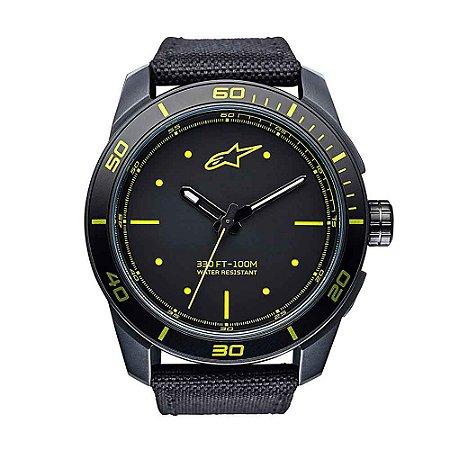 Relógio ALPINESTARS TECH - Preto/Amarelo