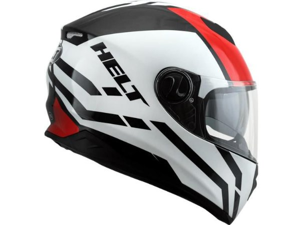 Capacete Helt New Race Road C/ Óculos - All Star