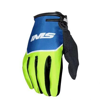 Luvas IMS Power - Azul/Fluor