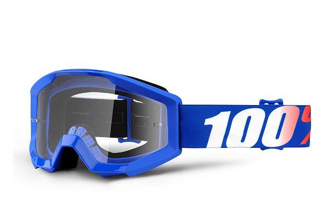 Óculos 100% STRATA - Azul