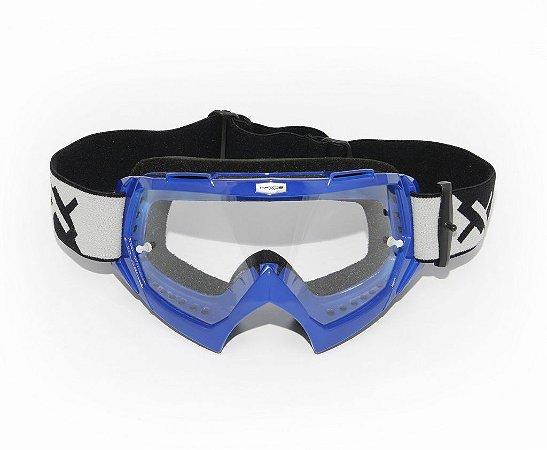Óculos MATTOS Racing Combat - Azul