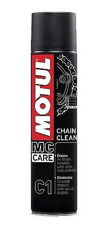 Spray de Corrente MOTUL Chain Clean C1 400ML