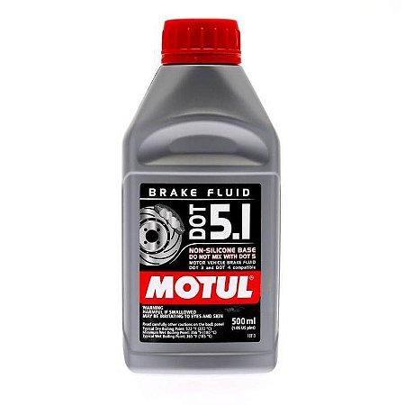 Oleo de Freio MOTUL DOT 5.1 500ML