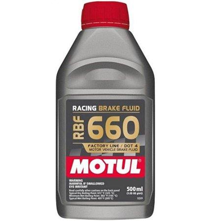 Oleo de Freio MOTUL RBF 660 DOT 4/Factory Line 500ML