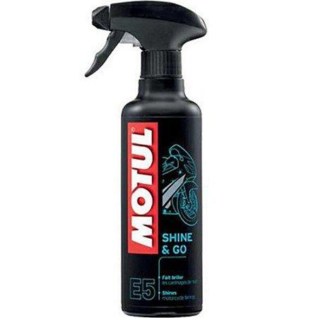 Spray de Proteção e Brilho MOTUL 400ML