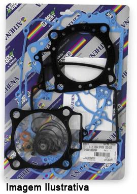 Jogo de Junta C/Borracha Vedamotors KTM EXC/SX 250 99/00 EXC/SX 300 99/00 EXC/SX 380 99/00
