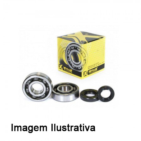 Rolamento Virabrequim Prox SUZUKI DR-Z400 00/19 LT-Z400 03/18 KAWASAKI KLX400R 03 KFX400 03/06
