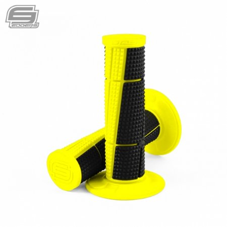 Manopla Edgers Bicomposta A2 Amarelo Neon