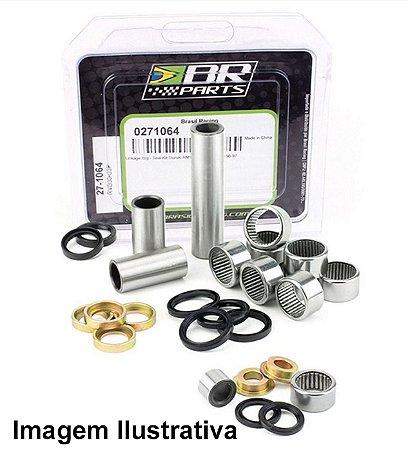 Kit Rolamento Link Cr80/85 Br Parts