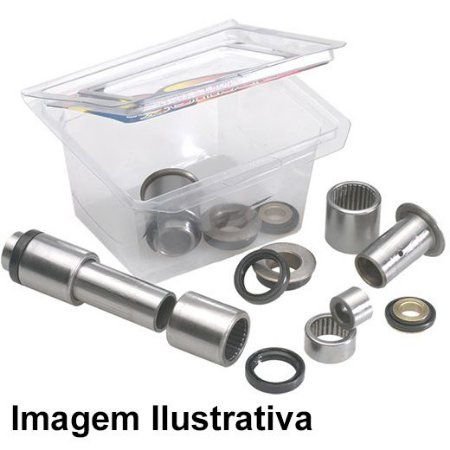 Kit Rolamento Balanca Rm125/250 96/08 + Drz400 00/17