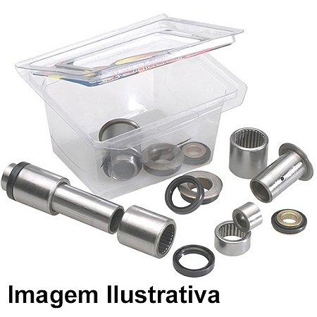 Kit Rolamento Balanca Crf250 10/13 Crf450 05/12