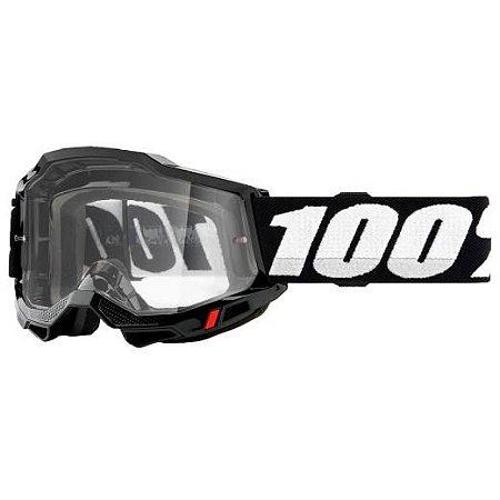 Óculos 100% Accuri 2 OTG Lente Transparente