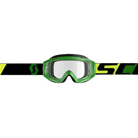 Óculos SCOTT Hustle X MX - Verde