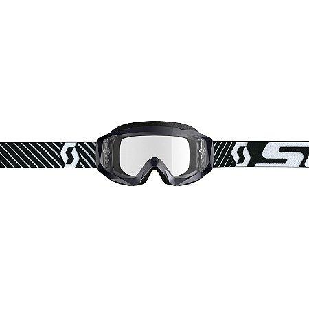 Óculos SCOTT Hustle X MX - Preto