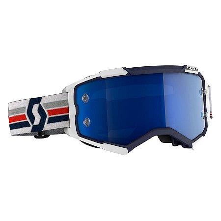 Óculos Scott Fury - Blue/White