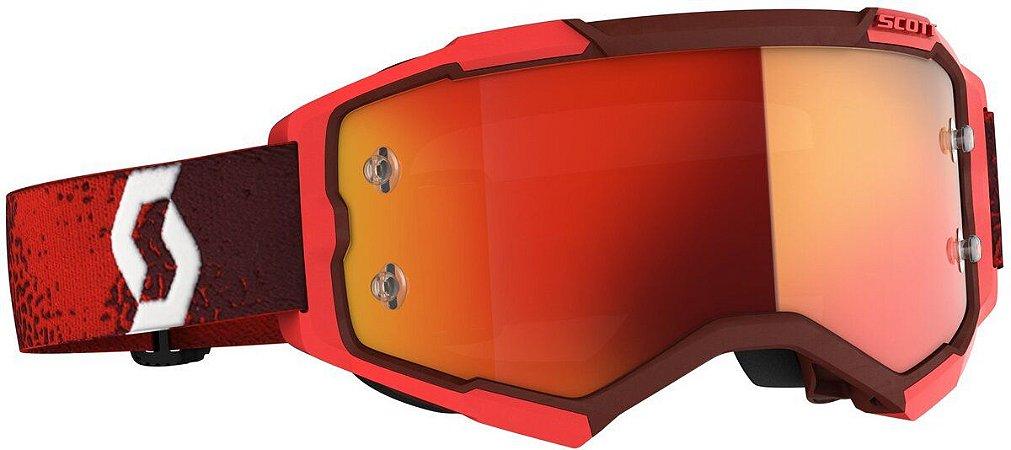 Óculos Scott Fury - Red