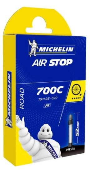Camara de Ar Michelin 700 x18-25 (s52mm)