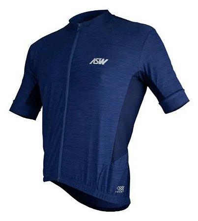 Camisa ASW Essentials azul