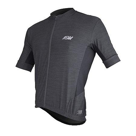 Camisa ASW Essentials Cinza