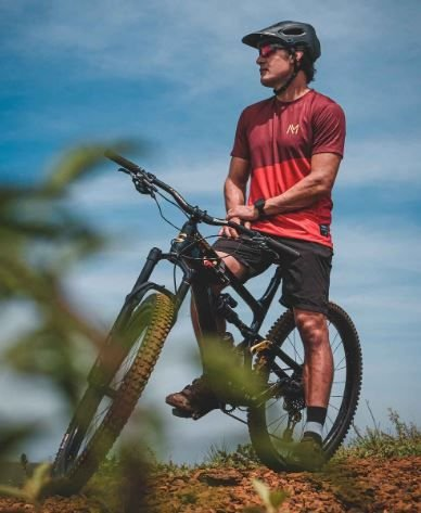 Camisa Moutain Bike Nomad