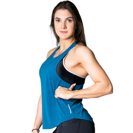 TANK TOP NPND FLEX BLUE
