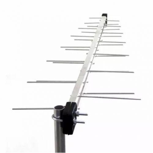 ANTENA EXTERNA DIGITAL DIGLOGPRÓ - 28 ELEMENTOS - UHF E VHF