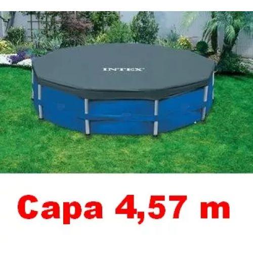 CAPA P / PISCINA INTEX ESTRUTURAL 4,57 CM 457 M 12422