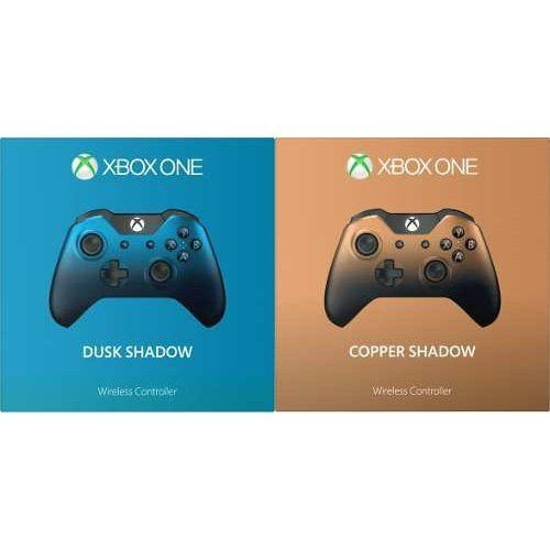 CONTROLE XBOX ONE COPPER SHADOW P2 3,5MM