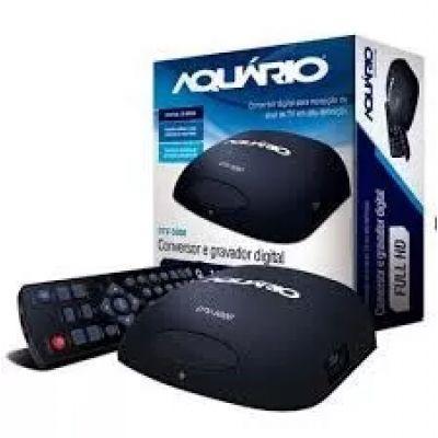 CONVERSORES,GRAVADOR DIGITAL AQUÁRIO DTV-5000 S/CABO HDMI