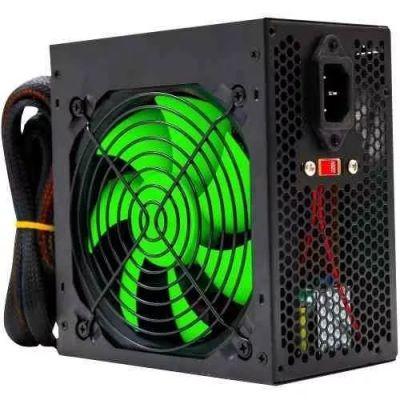 FONTE ATX 530W REAIS GAMER SILENCIOSA PC BIVOLT 500W