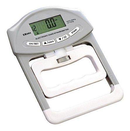 Hand Grip Dinamômetro Digital 130kg