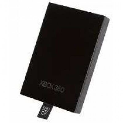 HD INTERNO 500GB PARA XBOX 360 SLIM
