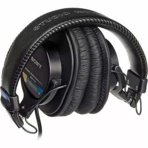 HEADPHONE SONY MDR-7506 PROFISSIONAL STEREO P/ DJ