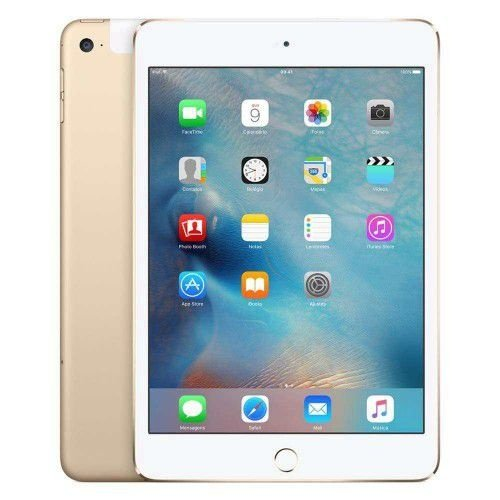 IPAD MINI 4 16GB WIFI DOURADO