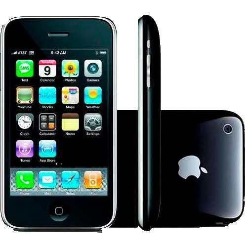 IPHONE 3GS 16GB CELULAR APPLE NACIONAL C ANATEL