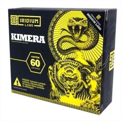 KIMERA 60 CÁPSULAS TERMOGÊNICO IRIDIUM LABS