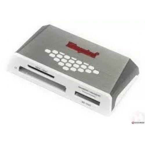 LEITOR CARTÃO DE MEMÓRIA USB 3.0 EXTERNO KINGSTON FCR-HS4