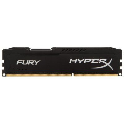 MEMÓRIA KINGSTON HYPERX FURY 8GB DDR3 1600MHZ HX316C10FB/8G