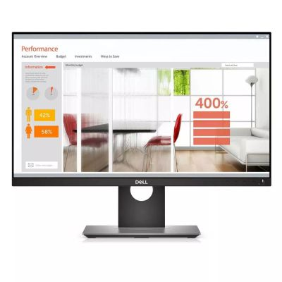 MONITOR PROFISSIONAL LED QHD IPS 23,8 WIDESCREEN DELL P2418D