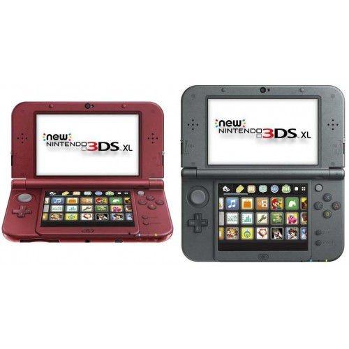 NEW NINTENDO 3DS XL + 450 JOGOS + 20GB + CARREGADOR + BOLSA