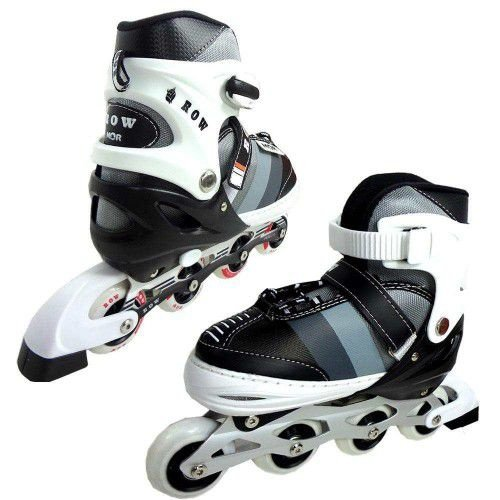 PATINS ROLLER SEMI PRO ABEC9 MOR MR8 40600142