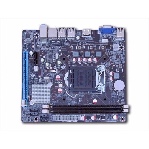PLACA MÃE H61 DDR3 LGA1155- I3-I5-I7 - 2° E 3° GER